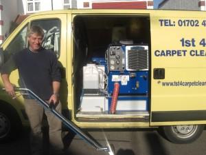 Our 15 K Truck Mount Machine